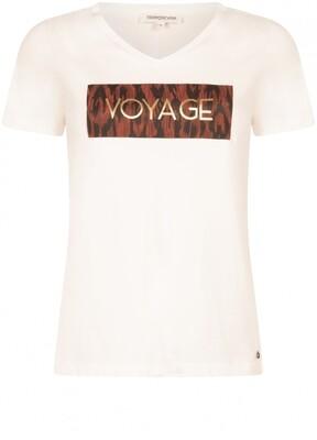 Tram shirt Voyage ecru