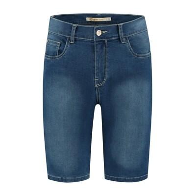 Gafair Cato Bermuda jeans midden