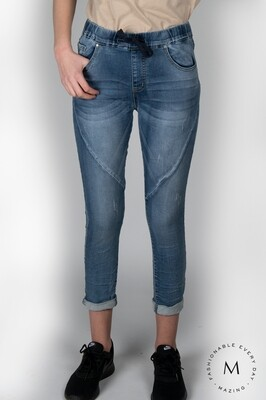 Mazing Tundra Jeans jeans donker