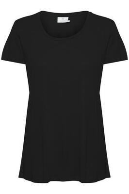 Kaffe Anna T-Shirt zwart