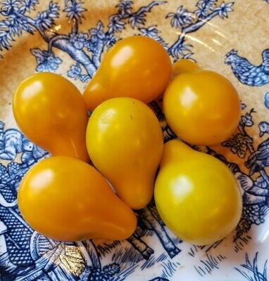 'Yellow Pear'