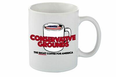 Grounds Coffee Mug
