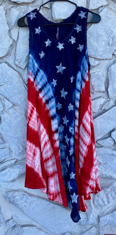 Patriotic Dress (One Size)