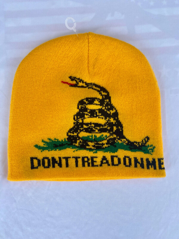 """Don't Tread On Me"" Beanie"
