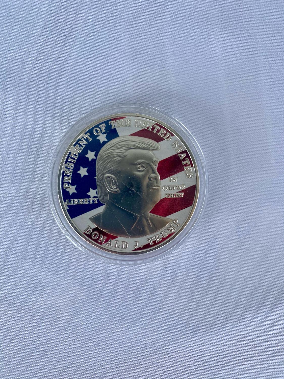 President Trump Commemorative Coin