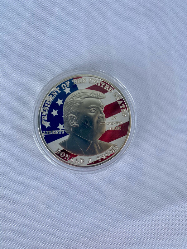 President Trump Commemorative Coin