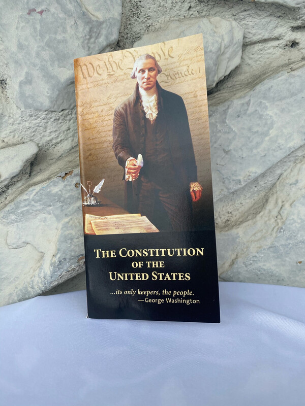 Pocket Size Constitution
