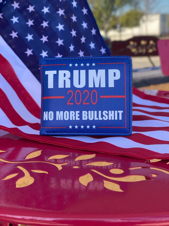 """No More Bullshit"" Wallet"
