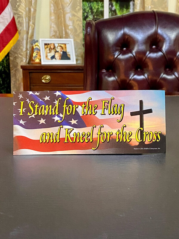 I Stand For The Flag Magnet