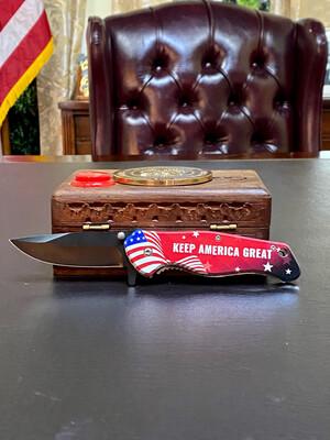 Keep America Great Knife