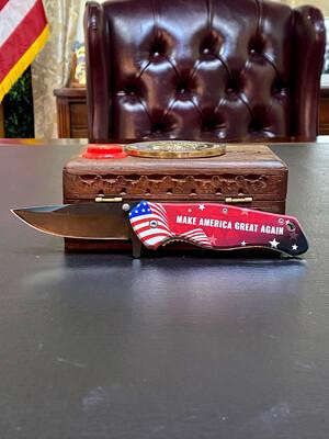 Make America Great Again Knife