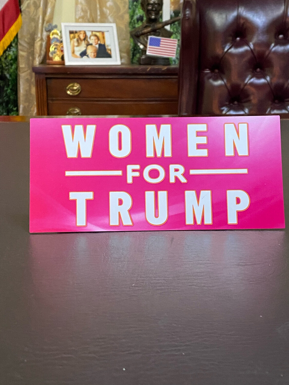 Women For Trump Magnet