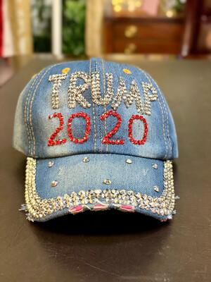 Trump Bling Hats