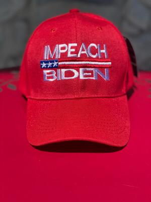 Impeach Biden Hat