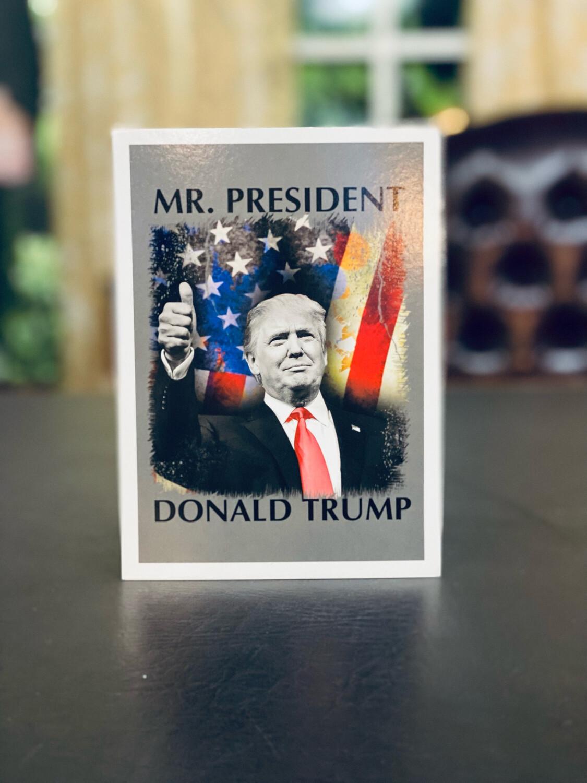 Trump Post Card
