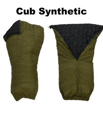 Cub Synthetic Topquilt