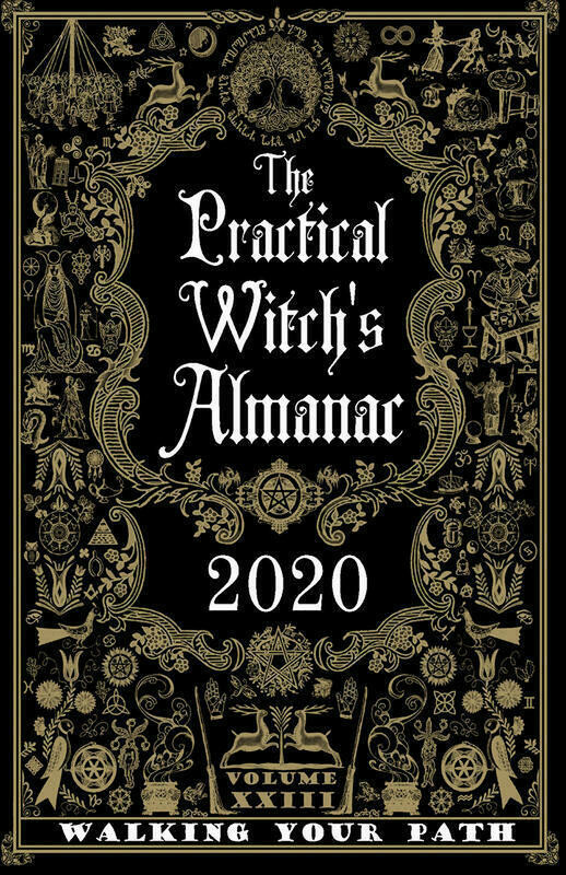 The Practical Witch's Almanac - 2020 Walking Your Path