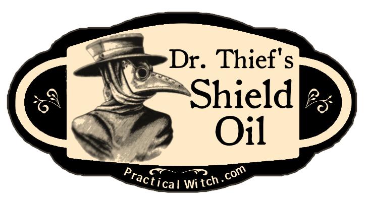 Dr. Thief's Shield Oil