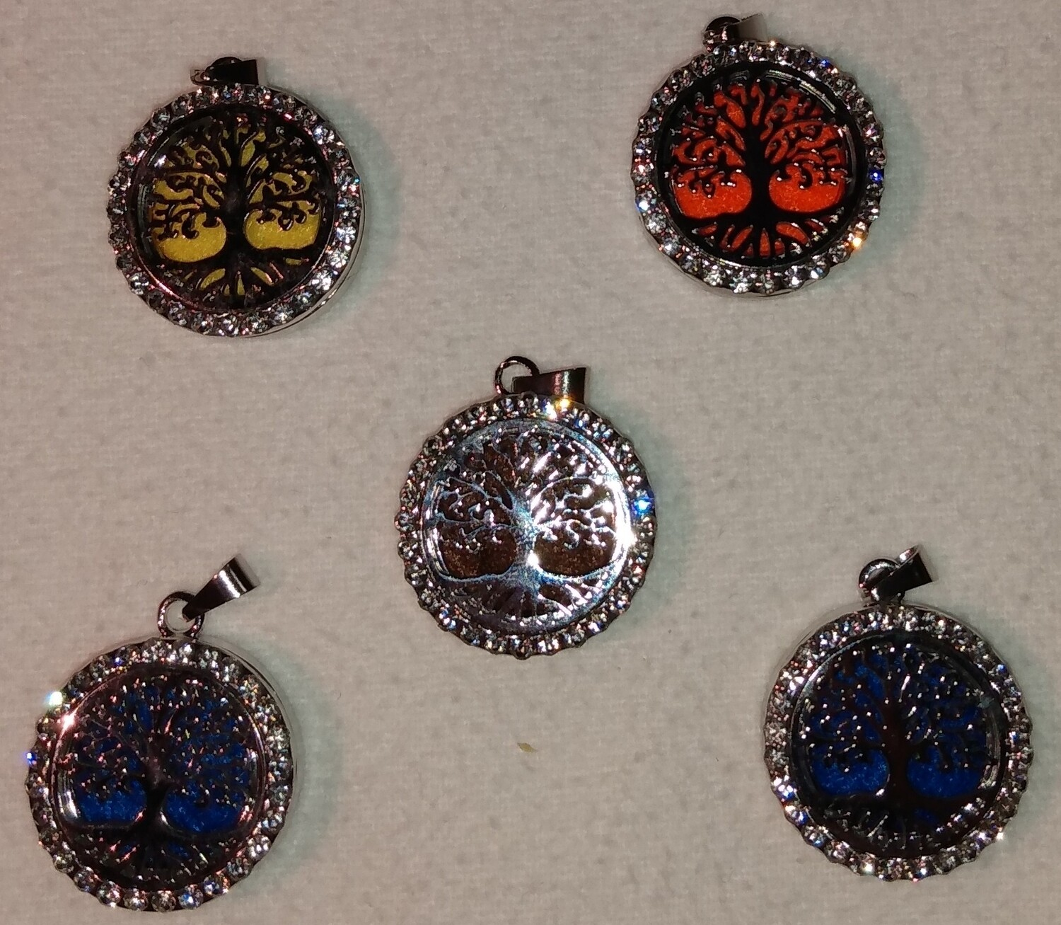 Perfume Tree Pendants