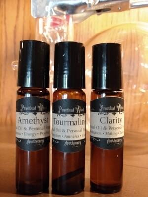 Ritual Oils & Perfume