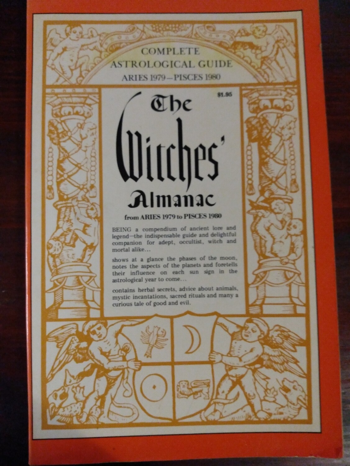 The Witches' Almanac - 1979