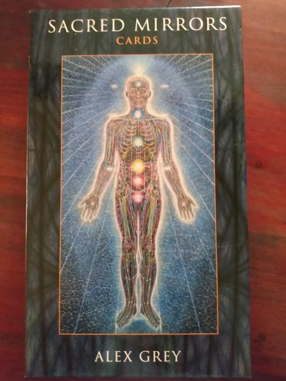 Alex Grey Sacred Mirrors Cards