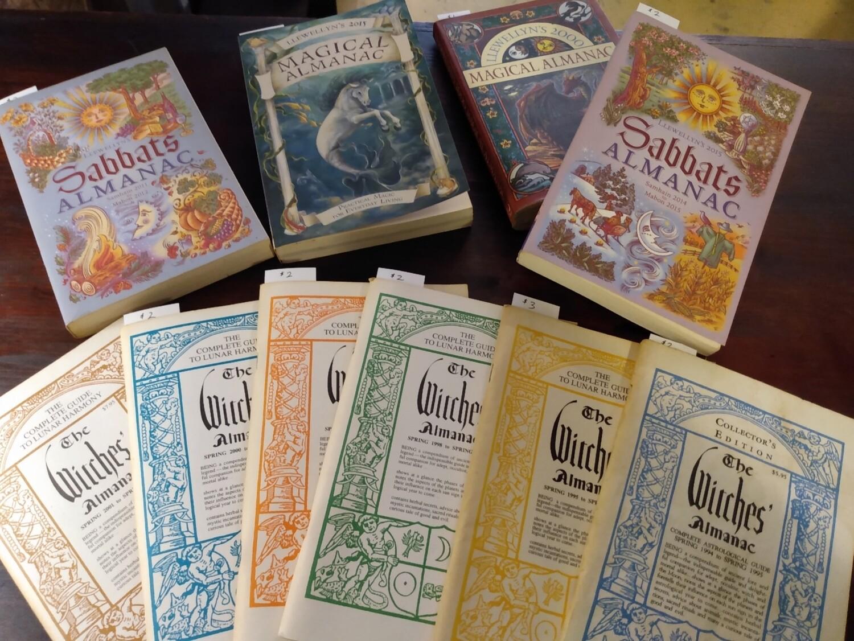 Collection of Almanacs