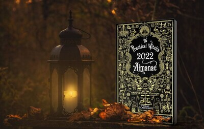 The Practical Witch's Almanac 2022 -Signed by Author, Pre-Order