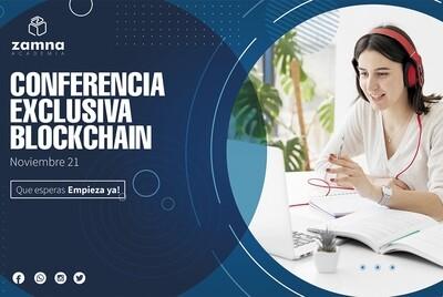 Conferencia Blockchain - 21 de Noviembre 2020 - GRATIS
