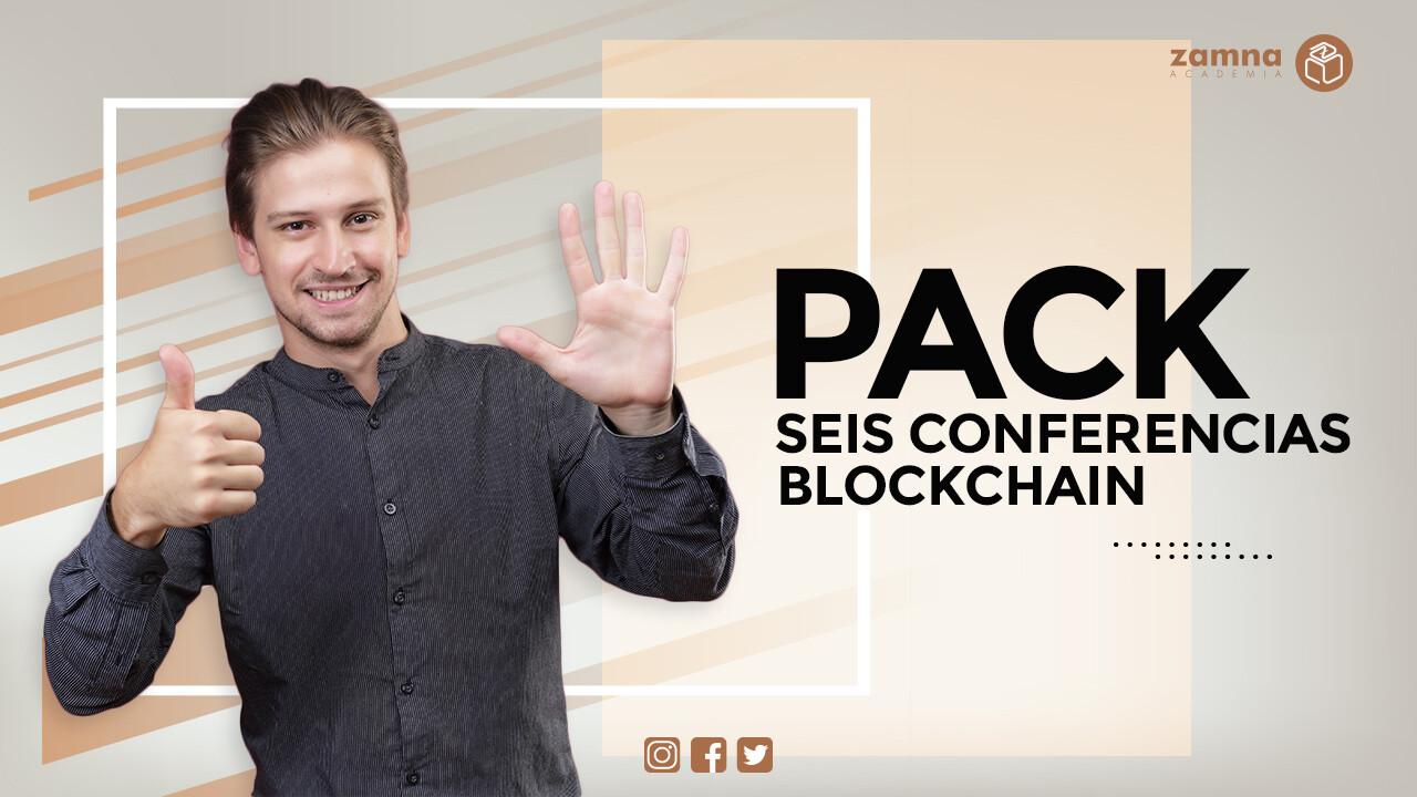 Pack 06 Conferencias Blockchain