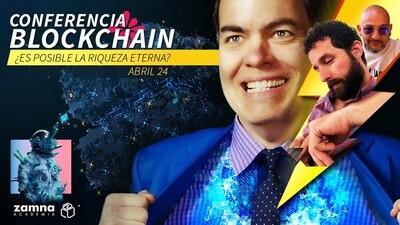 Conferencia BlockChain - Sab. 24 de Abril