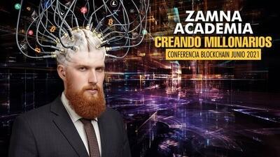 Conferencia Blockchain Junio 19 - Creando Millonarios.