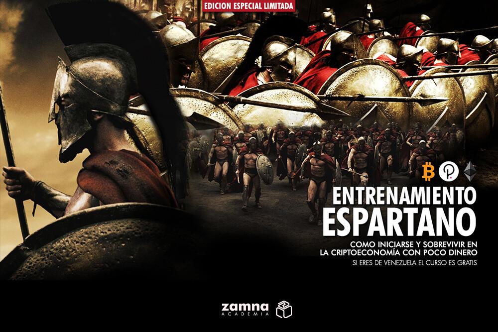 Entrenamiento Espartano Actualizado Version 2.0