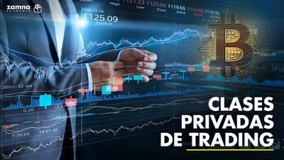 Clase privada de Trading con Saúl.