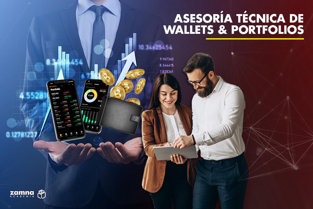 Asesoría Técnica - Wallets y Portfolios