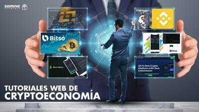 Tutoriales Web de CryptoEconomía.