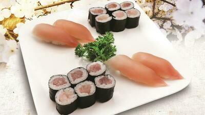 Tuna Maki Roll Combo