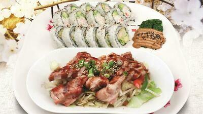 Dinner Plate A