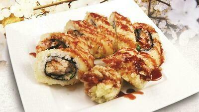 Fried Unagi Roll