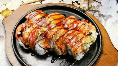Cheezy Lover Roll