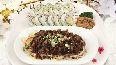 Dinner Plate B