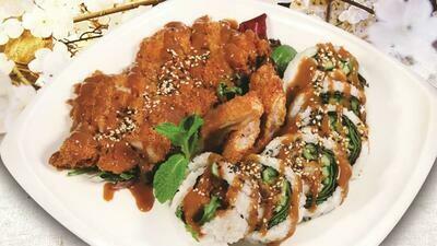 Pork Katsu Roll