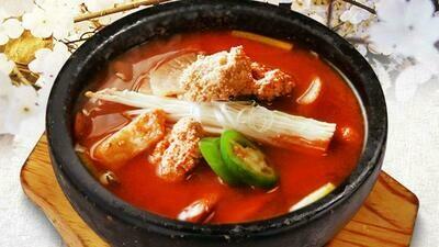 Spicy Tarako Soup (알탕)