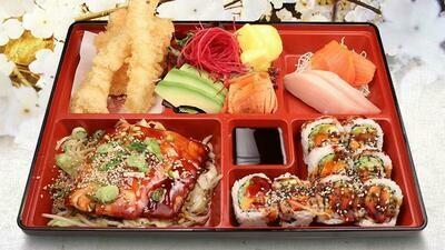 Dinner Bento C