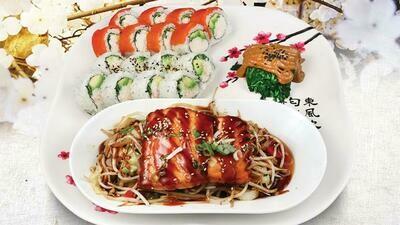 Dinner Plate C
