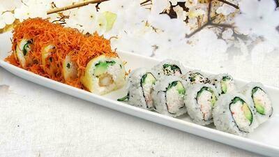 Crunch Roll Combo