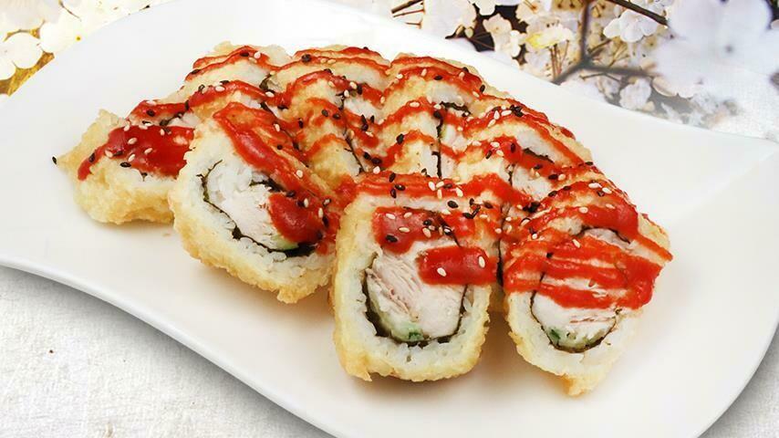 Fried Spicy Tuna Roll