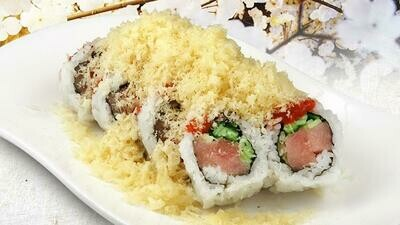 Crunch Spicy Tuna Roll