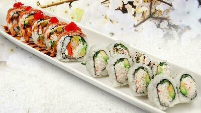 French Kiss Roll Combo