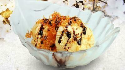 Yummy Ice Cream (Mango)